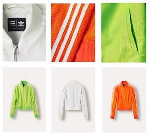 La veste Adidas Vu et corrigé par Pharrell
